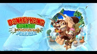 co-op sur donkey kong country : Tropical Freeze.