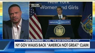 'Step Aside and Resign': Bongino Slams Cuomo for 'Disgraceful' Remarks About America