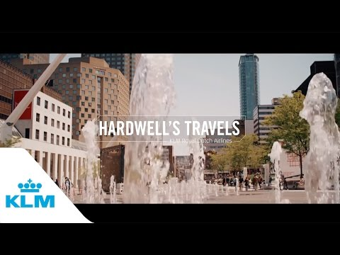 KLM - Hardwell's Travels To Montreal