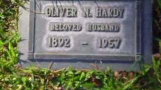 My Visit to Oliver Hardy's Final Resting Place