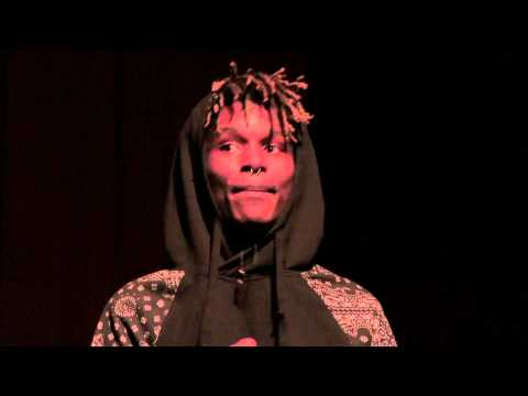 Unique spit poetry with God: and he was no more; for God took him | Unique Hughley | TEDxYouth@KC