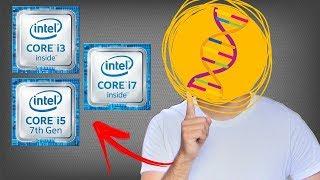 Descobrir Geração dos Processadores Intel (i3, i5 e i7)