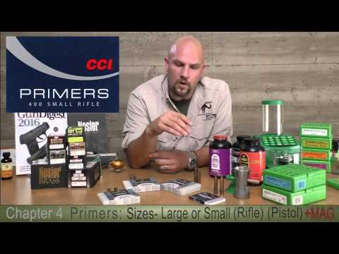 Gun Digest Reloading Video Series – Episode 4: Primers