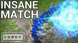 StarCraft 2: Game of the Year? (PartinG vs Cure)