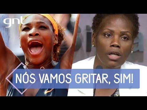 Dra. Valéria e Serena Williams: polêmicas em torno de racismo e sexismo | Mini Saia | Saia Justa