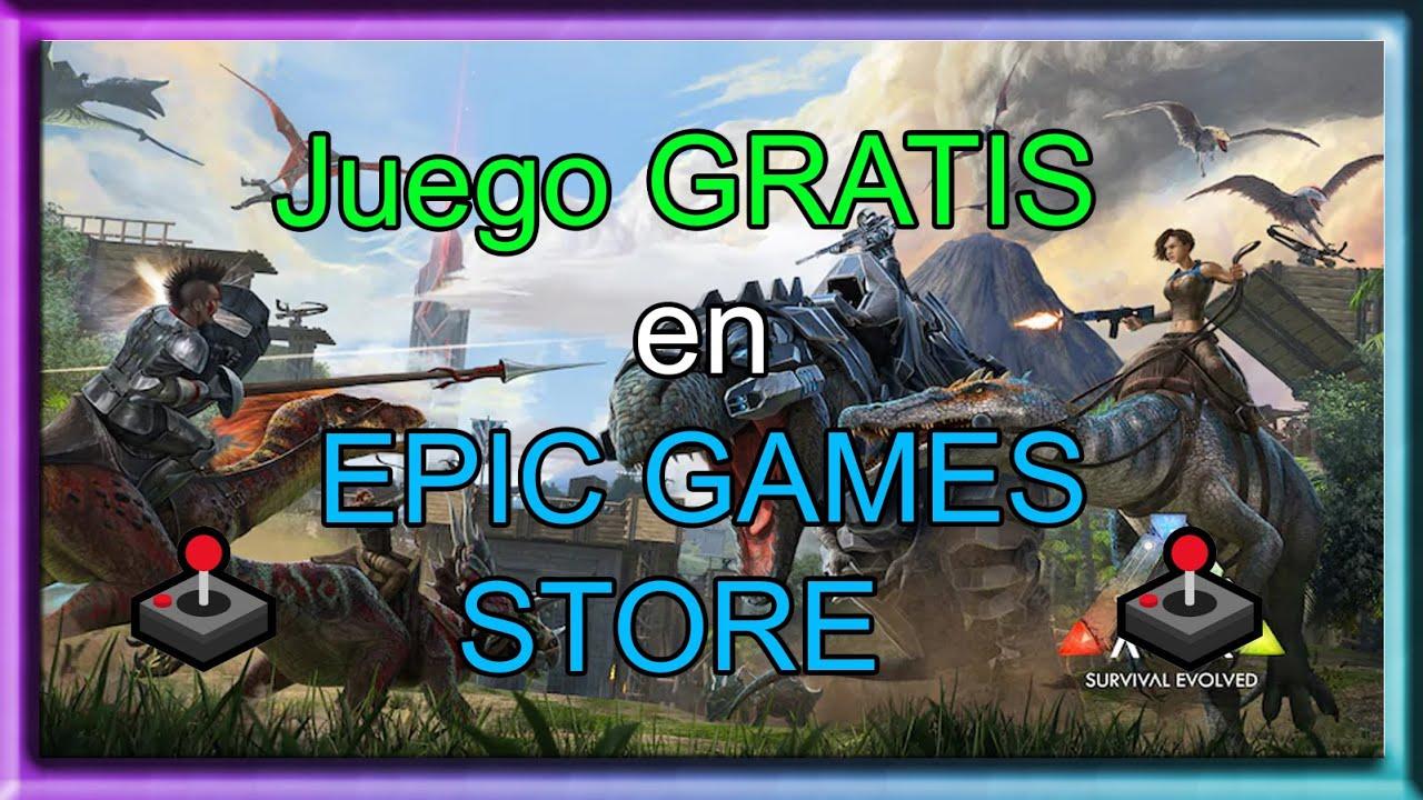 ARK: Survival Evolved ‼️‼️ 🎁GRATIS 🎁 Epic games cada ...