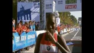 2011 Berlin Marathon:Kiplagat,Mikitenko,Radcliffe(with interview)
