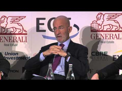 Joe Azrack talks about the current real estate finance environment in Spain