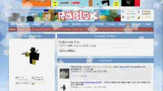 How To Get Free Tix And Robux On Roblox!!!! (2011)