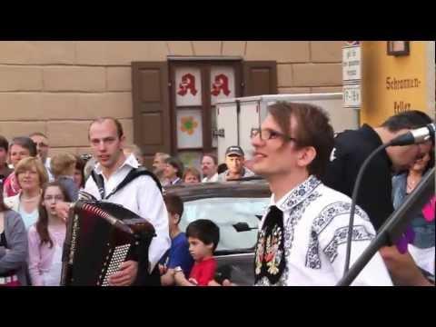 Rote Rosen - Jürgen aus Siebenbürgen mit AE - Sachsesch Owend DKB 2012