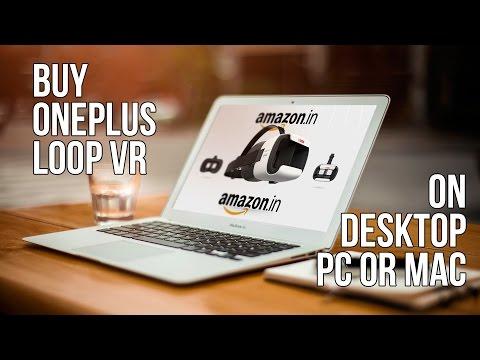 Buy OnePlus Loop VR from Amazon India on Desktop/PC/Mac/Linux