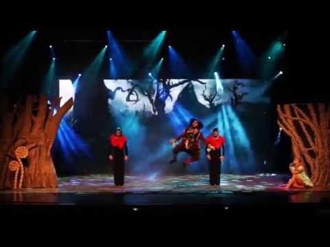 Latin Force - Alice in LatinForceLand Show @ 12th Fanta Dance Festival 2016 / ProVideo