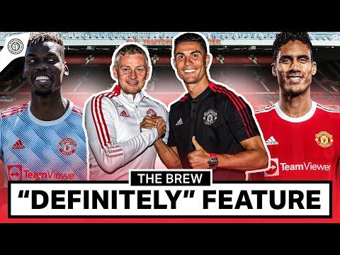 Solskjaer: Ronaldo Will 'Definitely' Feature Tomorrow! | The Brew