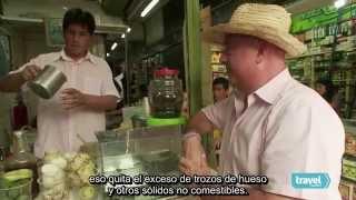Gastronomía insolita Perú