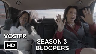 [HD] Scandal - Season 3 - Bloopers / Gag Reel / Blooper Reel VOSTFR (HD)