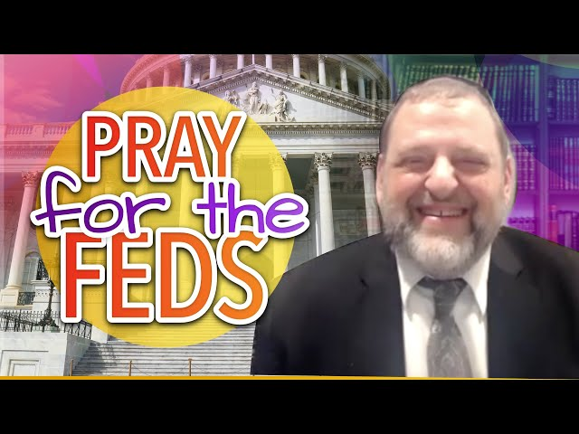 Pray for the Feds (Ep. 135)