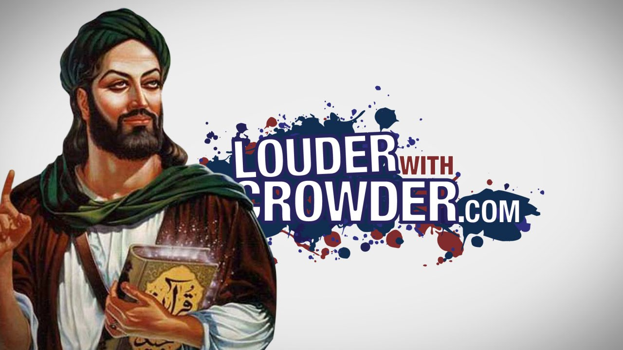 Download Allah's Grace is an Oxymoron! Allah's DISGRACEFUL! || Louder With Crowder