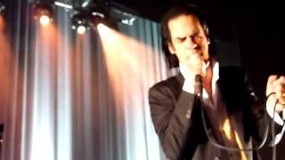 "Nick Cave & The Bad Seeds, ""The Mercy Seat"", Chicago Theatre, Chicago, 2013"