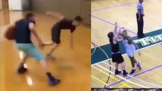 FUNNY OLD BASKETBALL VINES!!