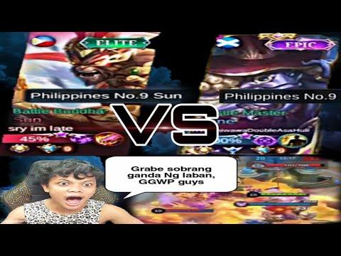 PHILIPPINES NO. 9 SUN VS PHILIPPINES NO. 9 BANE