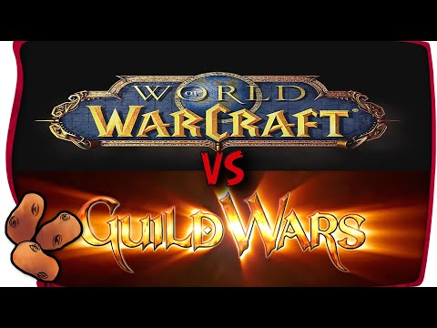 Guild Wars Versus World Of Warcraft
