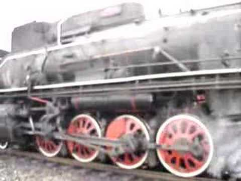 Steam Engine in Pingdingshan China 1