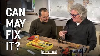 James May restores Mike