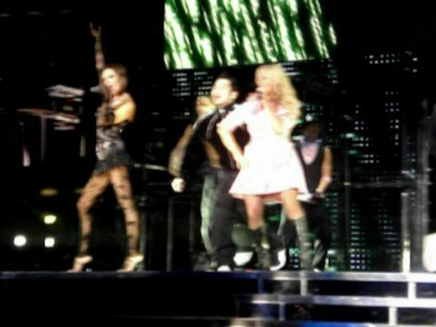 TROT Spice Girls Tour - Who Do You Think You Are /Supermodel