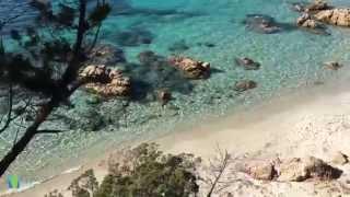 Baie de Cupabia, Corse