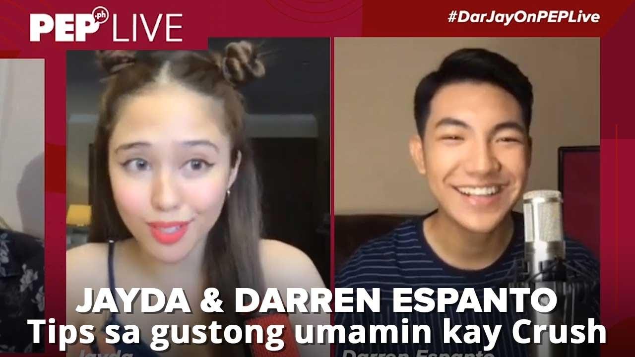 Jayda, Darren Espanto, may tips sa mga