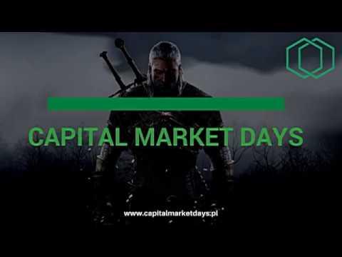 Capital Market Days 2017 - branża deweloperów gier komputerowych - panel II