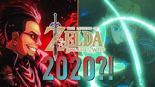 Zelda: Breath of the Wild 2 in 2020? Gameplay Theories, Story + MORE! Ft. HMK