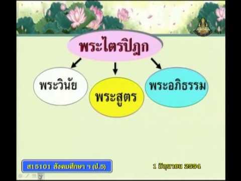 019 540601 P5soc C social studies p5 สังคมศึกษาป 5+พระไตรปิฎก