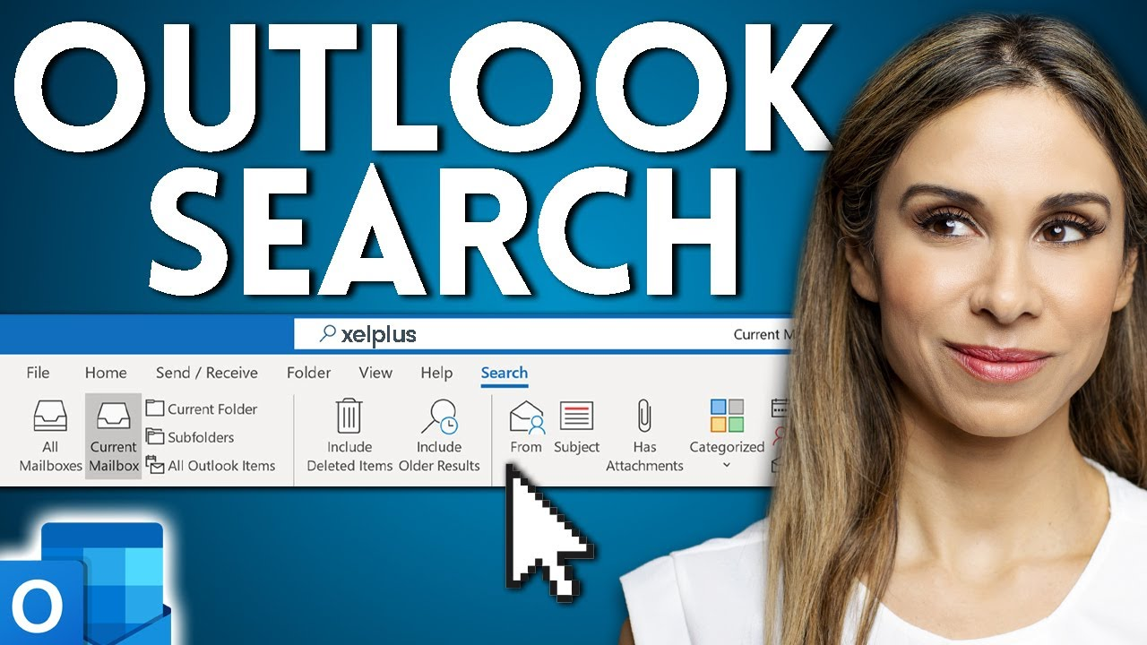 How to Use SEARCH in Outlook to Find Emails FAST!