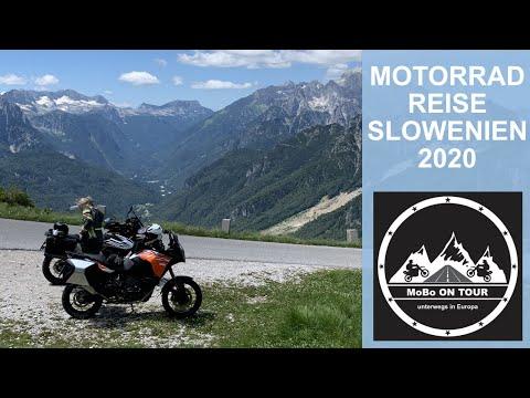 Motorradreise Slowenien 2020 | Teil 1 Anfahrt