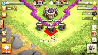 Builder hut glitch!?! Wtf