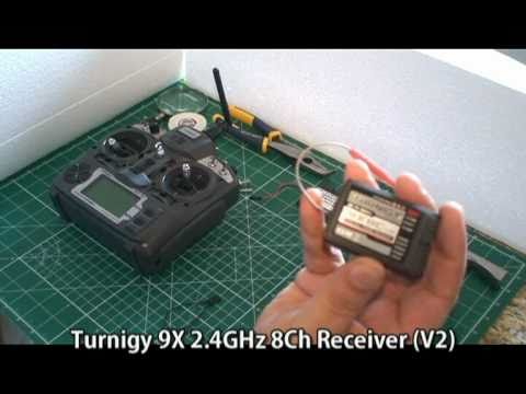 rc hobbyking bind addtional turnigy 9x 2 4 ghz 8ch receiver (v2 FPV Controller Diagram Quadcopter Wiring Diagram 9ch rc plane wiring diagram