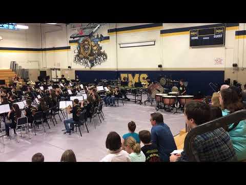 Faubion Middle School Symphonic I Band