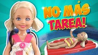 Barbie - ¡No Mas Tarea! | Ep.157