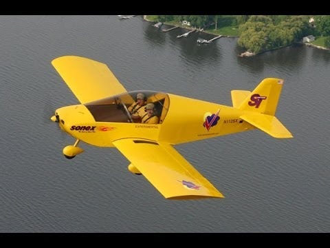 I want an aeroplane. What about a Sonex?