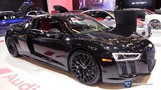 2018 Audi R8 Coupe Quattro - Exterior and Interior Walkaround - 2019 Montreal Auto Show