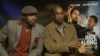 Director Tim Story and Producer Will Packer Interview - Ride Along