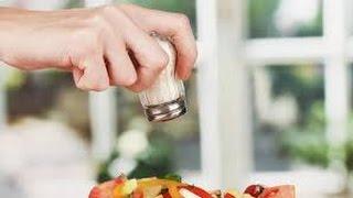 чем заменить соль в продуктах