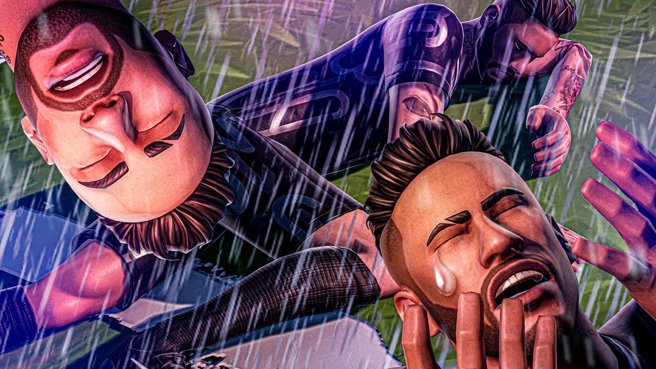 LA TRISTE VIDA DE NEYMAR JR EN FORTNITE | Blend Freshon