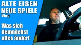 Altes Eisen & Neue Spiele | Was sich demnächst alles ändert | Vlog Deutsch German thumbnail