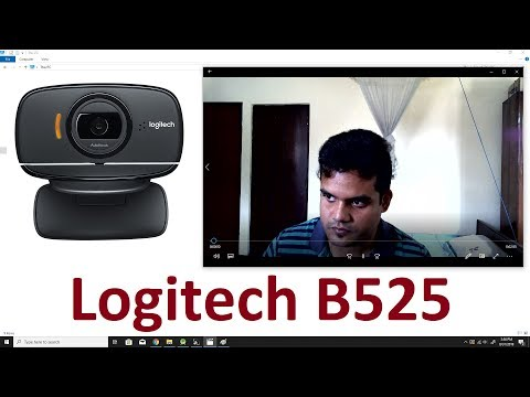 Best Cheap Webcam (Reasonable Price For Quality) | Logitech B525 Detailed Webcam Review
