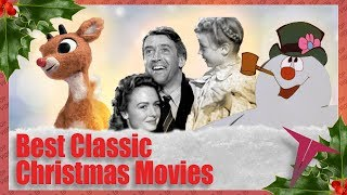 Top 10 Classic Christmas Movies | (TOP 10 VIDEOS)