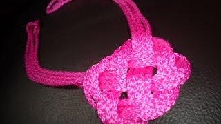 ♥ Natt Roo ♥ Collar Nudo Pink ♥ Necklace Pink ♥