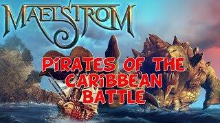 Maelstrom Battle Royale Gameplay - Pirates of the Caribbean - Let's Play Maelstrom Battle Royale