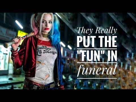 Crazy Ass Quotes From Harley Quinn